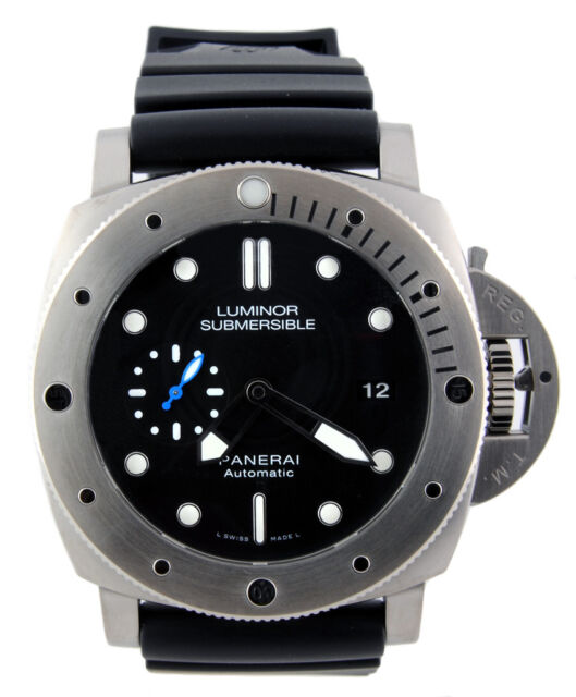 men s brown acciao watches mens luminor product dial watch panerai online