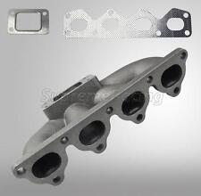 For Civic D-Series D15/D16 Engine EG EK Bottom Mount Turbo Exhaust Manifold Kit