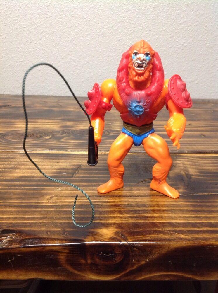 Amos del Universo, Beast Man, verde látigo, Amos del Universo, figura, completa, Malasia