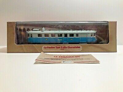 Atlas  1//87 Train Model LA PAULINE TYPE 1 1931 034