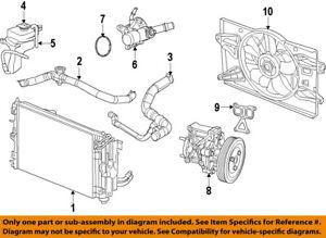 image is loading chrysler-oem-engine-coolant-thermostat-housing-5047861aa