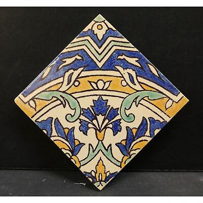 Kraftile Tunisian Style Tile California Vintage