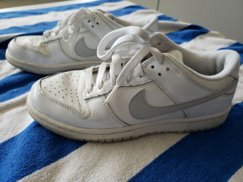 """2002 Nike Dunk Low Pro B """"Patent Leather"""" Sz. 5Y  """