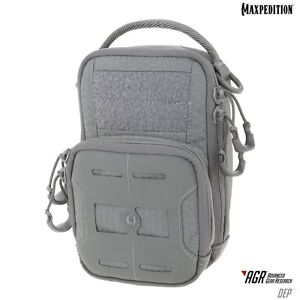 Maxpedition-DEPGRY-DEP-Daily-Essentials-Pouch-Gray