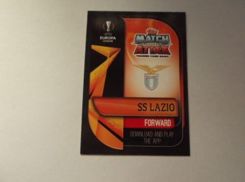 "Match Attax Extra 19//20 /""Ciro Immobile/"" #SS23 Superstar Striker Trading Card"