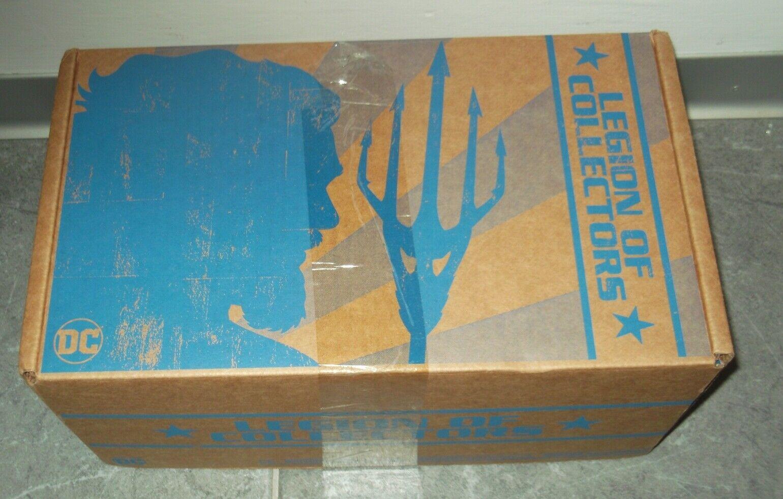 divertimentoko DC Legion of Collectors scatola JUSTICE LEAGUE Aquauomo Steppenwolf POP