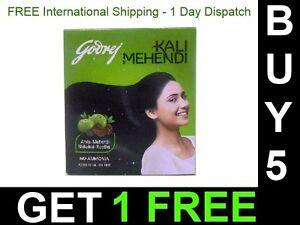 3a358f39a Godrej Kali Mehendi 24 g | Black Mehndi | Heena | Hair Colour ...
