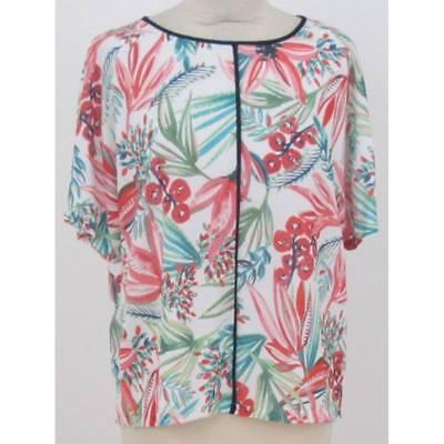 M/&S Floral Print Tunic Dress 10//12//14//16 RRP £25