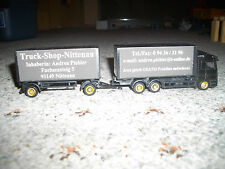 Truck Shop Nittenau MB Actros HZ Truck in H0 1:87