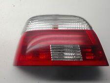 BMW 5-series E39 Rear Left LH Driver Tail Light Lamp White 6902529 OEM NR36