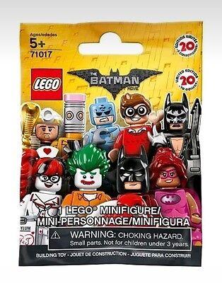Bagged FAIRY BATMAN Minifigure 71017 Lego The Batman Movie