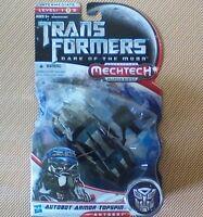 Hasbro Autobot Armor Topspin Dark of the Moon Mechtech Deluxe Class Action Figure (PreOrder)