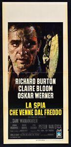 Plakat Die Licht Die Kamen Von Cold Richard Burton Bloom Werner Spy N64