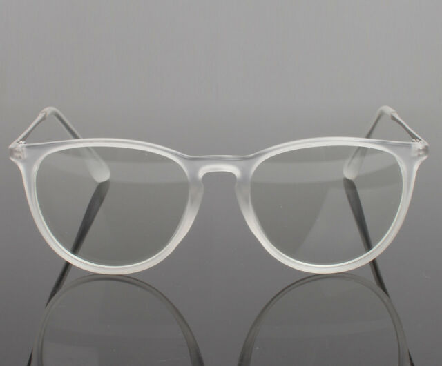 Nerdy Eyewear Clear Lens Spectacles Eye Glasses Inspired Unisex Spectacles