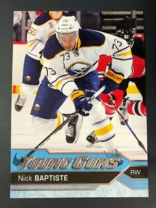 2016-17-Nick-Baptiste-UD-Young-Guns-Rookie