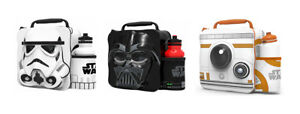 Kids-Children-Insulated-3D-Lunch-Bag-Box-And-Drink-Sport-Water-Bottle-Starwars