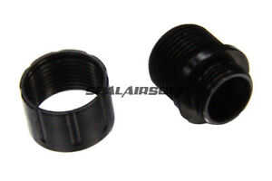 Details about Army Force 12mm CW to 14mm CCW Adapter With Cover For Airsoft  Toy Pistol AD028