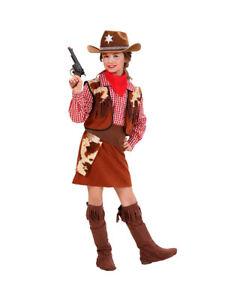 9361f4919d Das Bild wird geladen Kostuem-fuer-Kinder-Cowgirl-034-Buffalo-034-Wilder-