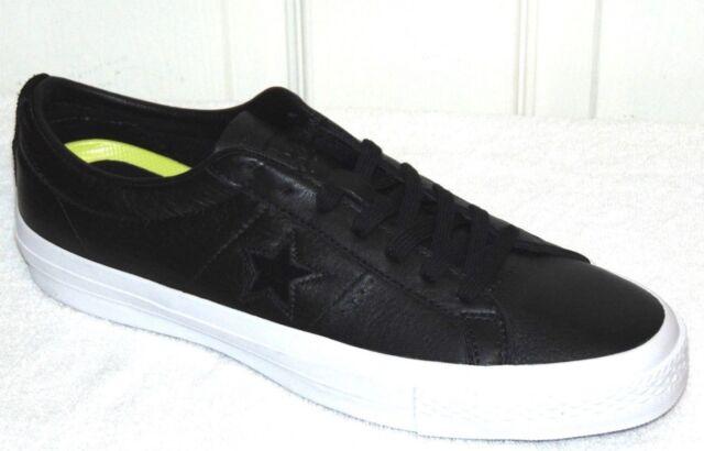 Star Pro Ox Leather Sneaker 155548C