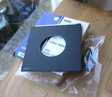 genuine Toyo field  5x4  45A for compur 2 lens board 11cm square 50.4mm hole