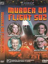 Murder On Flight 502-1975-Farrah Fawcett-Movie-DVD