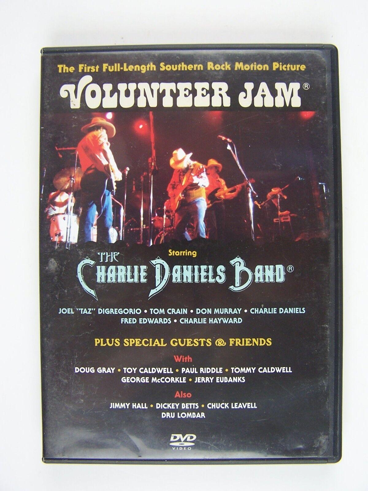 The Charlie Daniels Band: Volunteer Jam DVD 80121391589