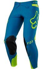 2017 FOX Racing Limited Edition Glen Helen MOTH Flexair Pants Teal Size 36