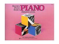 Wp200 - Bastien Piano Basics - Primer Level Primer Lesson Book Free Shipping