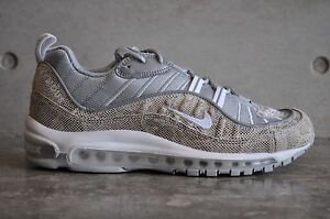 best service b441a 41953 Details about Nike Air Max 98 Supreme