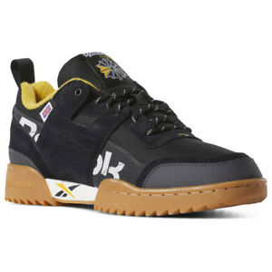 25e32a552c9 Reebok Classic Men s Workout plus Ripple ALTERED Sneakers Size 7 to ...