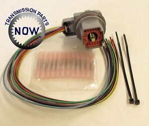 ford transmission 5r55w 5r55s explorer solenoid connector repair image is loading ford transmission 5r55w 5r55s explorer solenoid connector repair