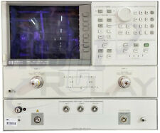 Hp Agilent 8703a Lightwave Component Analyzer With Options 012 210