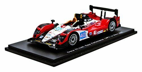 Oreca 03 Judd  40 19th  5th Lmp2  Lm 2011 Frey / Meichtry / Rostan 1:43 Model