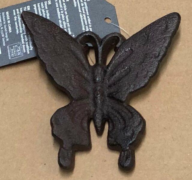 Libelle Schmetterling Gusseisen Wanddeko Gartendeko Landhaus Tiere Garten Gunstig Kaufen Ebay