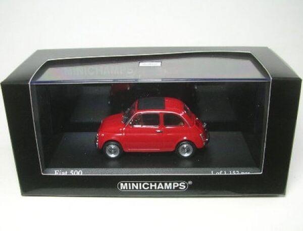 Fiat 500 (red medio) 1965
