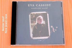 Eva-Cassidy-Wonderful-World-Say-Goodbye-11-tracks-Boitier-neuf-CD