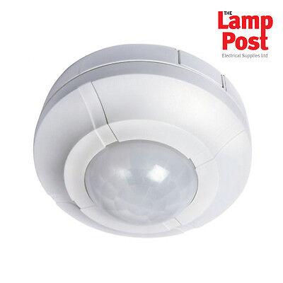 Surface//Flush mount Timeguard SLW360L PIR Occupancy Sensor Light Switch 360º