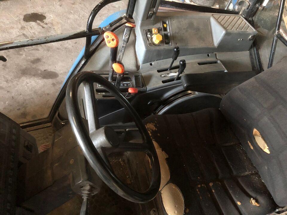Ford , Powerstar SLE TURBO 6640 , 10400 timer