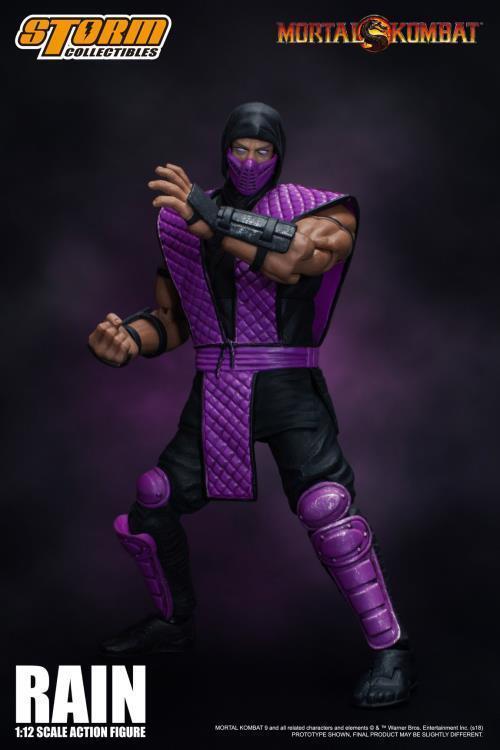 mejor calidad Storm Coleccionables lluvia Mortal Kombat NYCC NYCC NYCC 2018 Exclusivo Figura  mejor calidad mejor precio