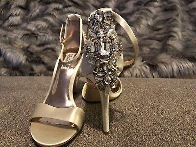 Badgley Mischka Shoes 7 WEDDING SHOES