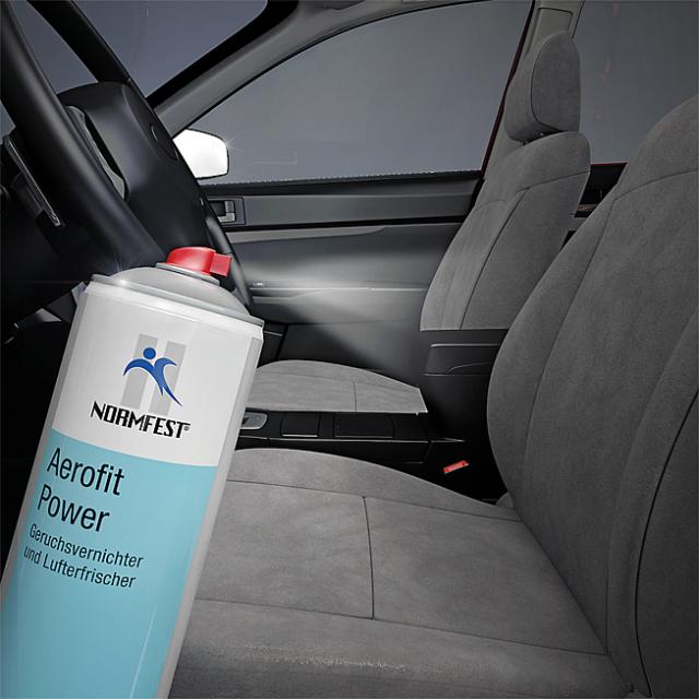 Normfest Aerofit Power Elimina el Olor Ambientador