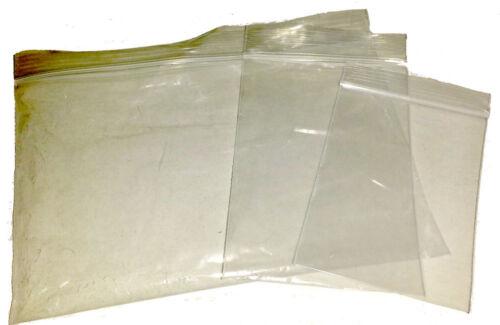 5000 Stück Druckverschlußbeutel Schnellverschlußbeutel 40 x 60 mm 50my