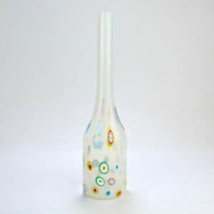 Murano Gl Bianco & Murrine Bottle Vase by Ermanno Toso for ... on statuary for sale, pedestals for sale, glass vase sale, spoons for sale, stencils for sale, jugs for sale, plants for sale, decorative teapots for sale, stationery for sale, coins for sale, earrings for sale, figurines for sale, silver for sale, vintage bowls for sale, tiles for sale, storage for sale, candlesticks for sale, pewter dragons for sale, home decor for sale, glass for sale,