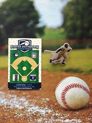 Weitere Ballsportarten Baseball & Softball Effizient San Francisco Giants Willie Mays Revers Pin-the Say Hey Kid-classic Sammelobjekt