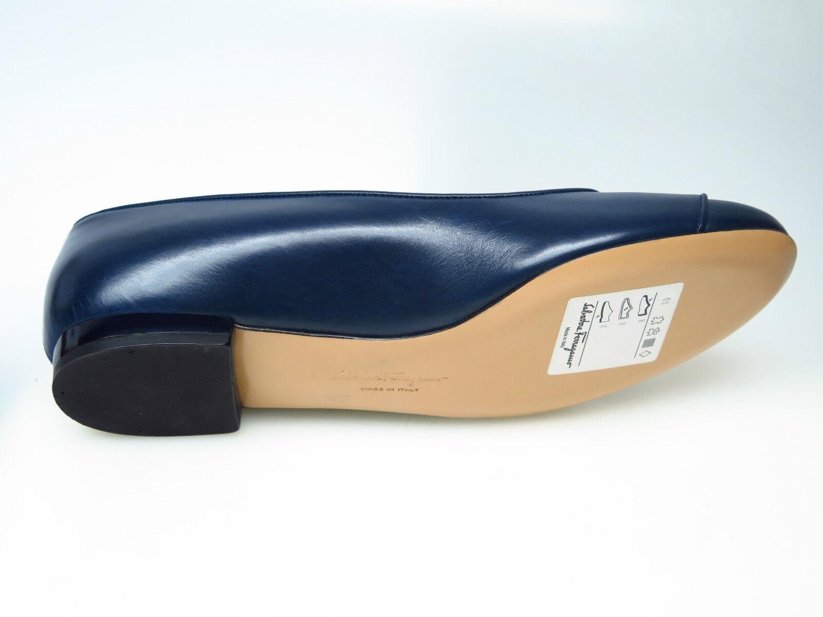SALVATORE FERRAGAMO Schuhe Designer Damenschuhe Pemba 1cm US US 1cm 6 EU 36 NEU b60b2b