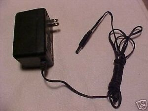 9.5v power supply = JVC AAS95J cable unit brick plug tr