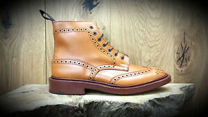 TRICKERS-Stow-boots-Style-5634-2-Acorn-Antique-Size-11-NOW-REDUCED