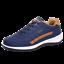 miniatura 15 - Sneakers Basse Da Uomo Casual Impermeabili Con Lacci Per Correre E Camminare