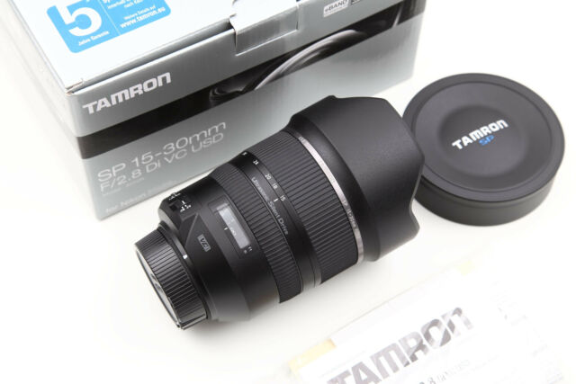 Tamron SP 15-30mm f/2.8 Di VC USD (Nikon)