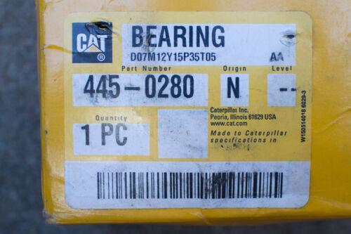 CAT Caterpillar Wheel Loader BEARING 445-0280 OEM